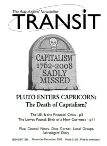 Cover of Transit Magazine