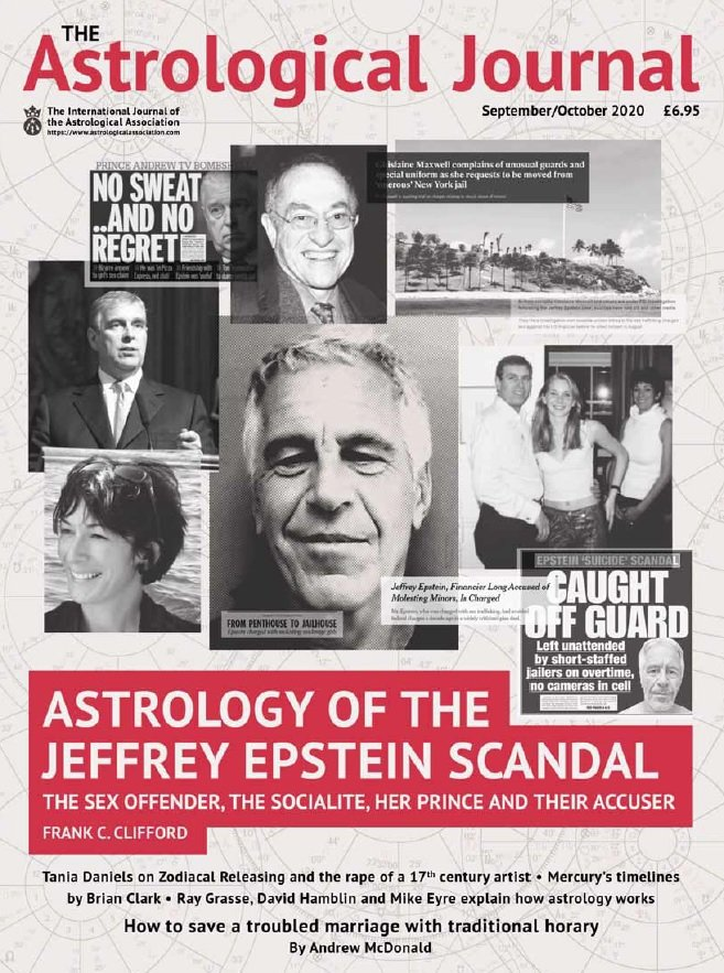 Astrological Journal 2020