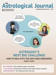 Astrological Journal 2019