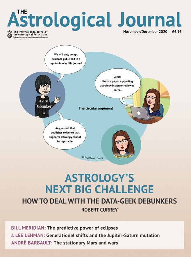 Astrological Journal 2019
