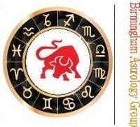 Birmingham Astrology Group logo